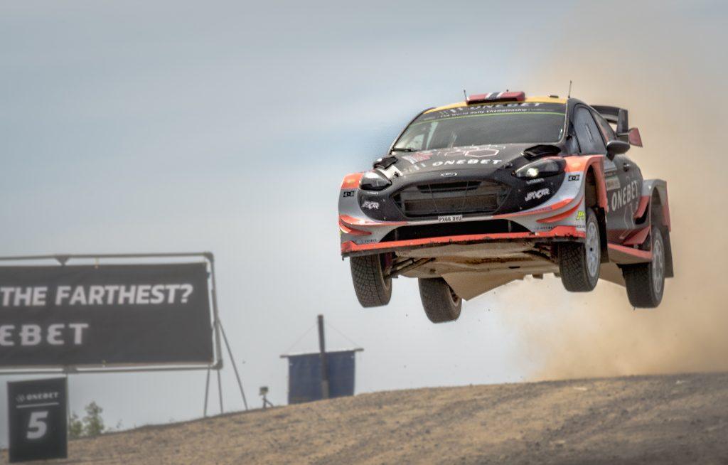 2017 Rally Italia Sardegna